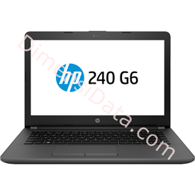 Jual Notebook HP 240 G6 [4RK10PA]